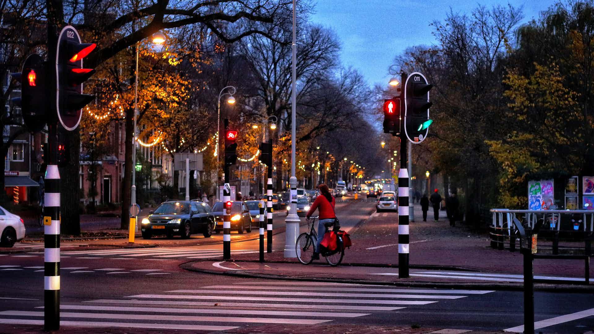 Verkeersboete door rood rijden