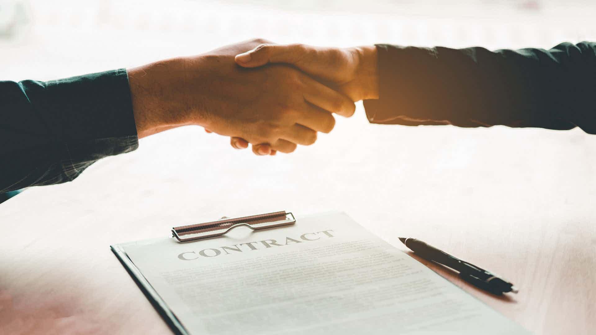 contract arbeidscontract