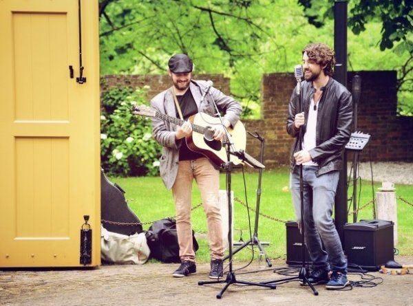 Coverband buchen event