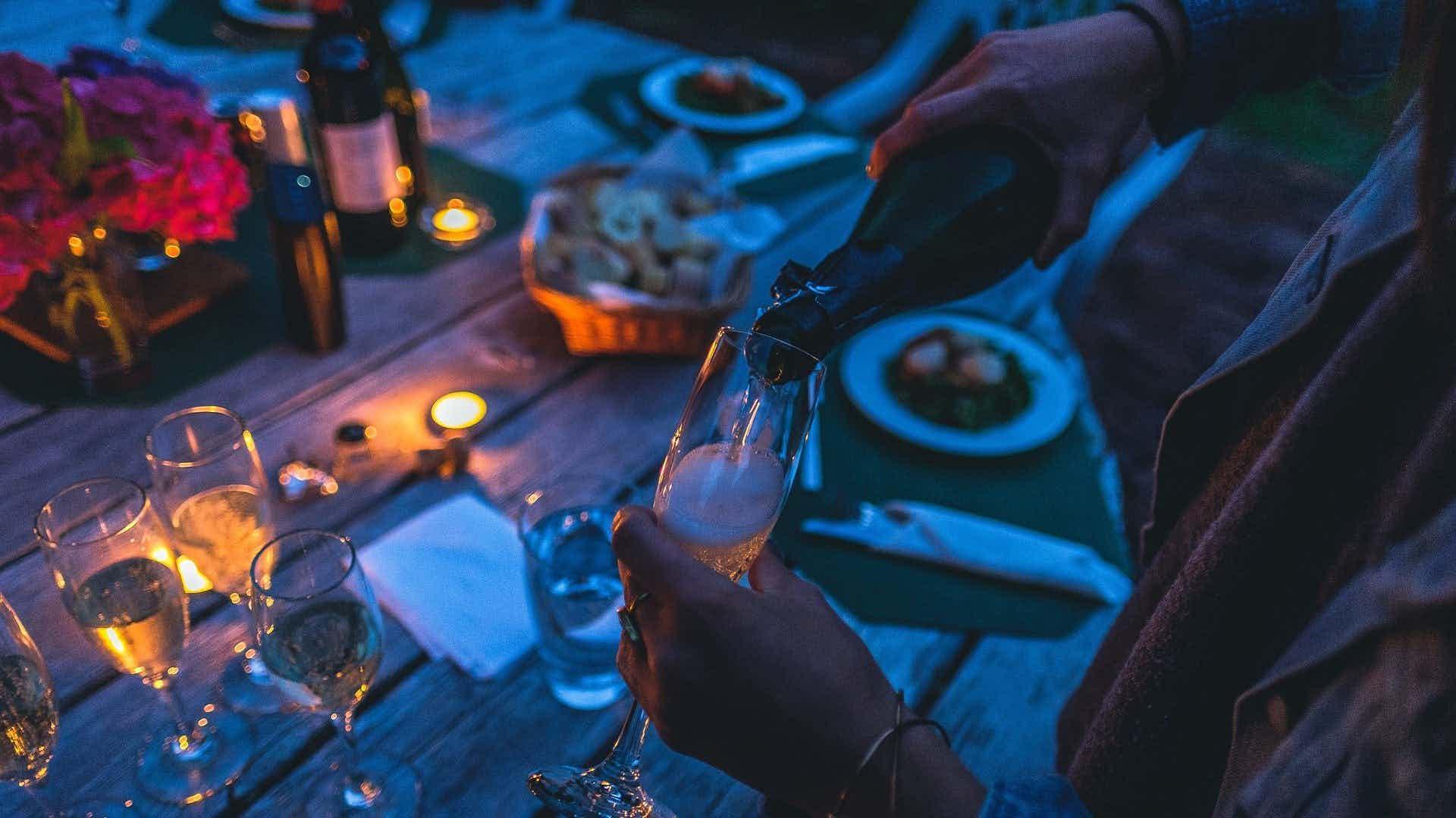 Dinner Evenses