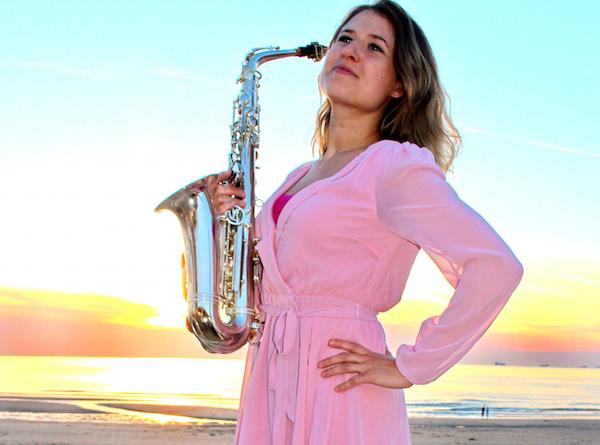 Misses Saxobeat bruiloft