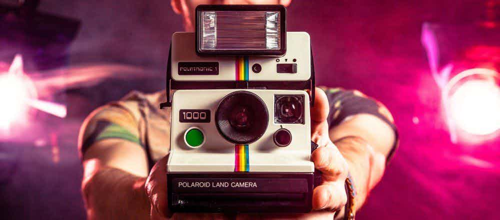 Polaroid fotografie1