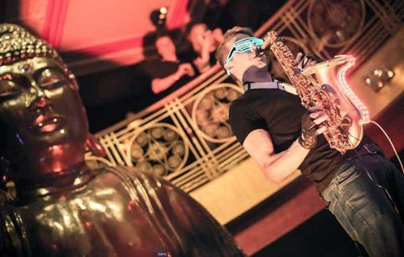 Saxofonist Daniel Evenses 1.jpg