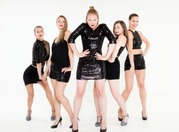 Tanzgruppe buchen