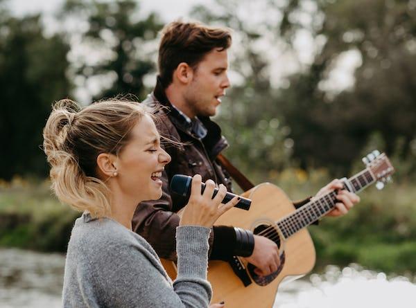 Zweiklang Akustik Duo buchen