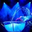 Akrobatik Wasser