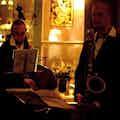 Jazzband boeken evement diner