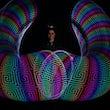 LED Hulahoop Show buchen