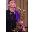 Saxophonist für Event
