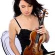 Violinistin