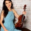 Violinistin Angela