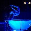 Wasserakrobatik Show