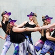 rhythm dance girls Kopie
