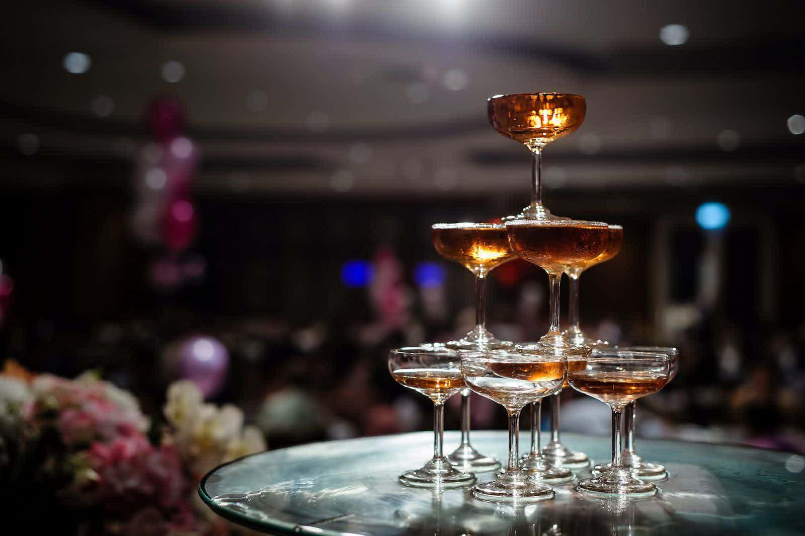champagnetoren-bruiloft-receptie