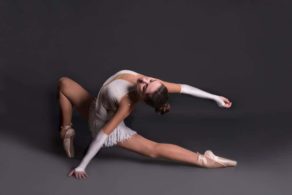 danseres-acrobatiek