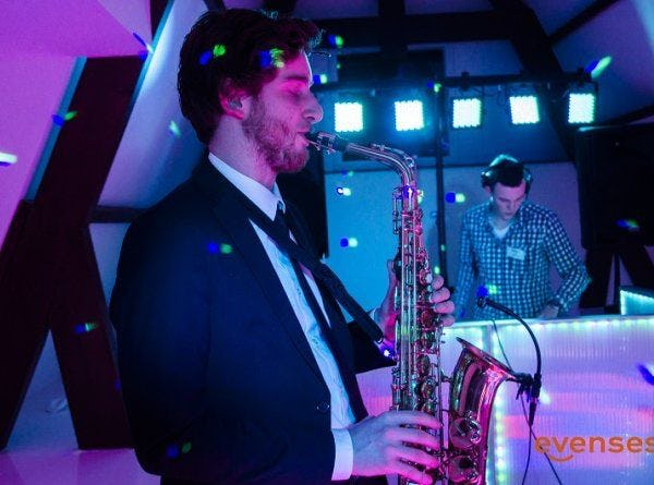 dj saxofonist