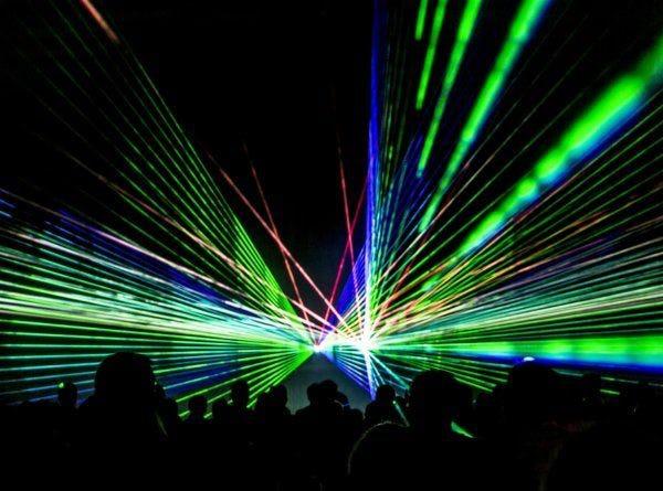 lasershow huren