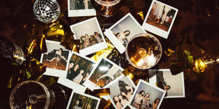 polaroid fotografie evenses