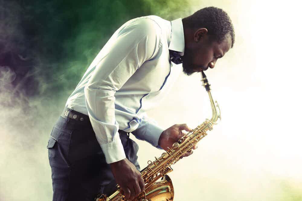 saxofonist klassiek boeken