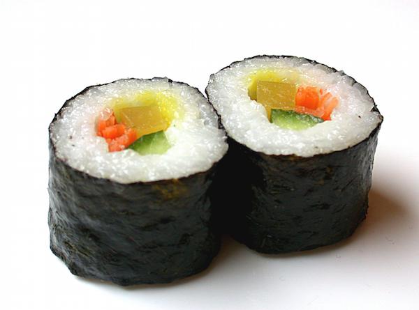 sushi workshop boeken feest