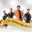 De Mannen van Oranje boeken bedrijfsfeest