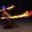 Mystic Fire Art Solo Huren Verjaardag