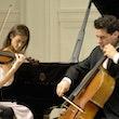 klassiek ensemble boeken receptie trouwceremonie