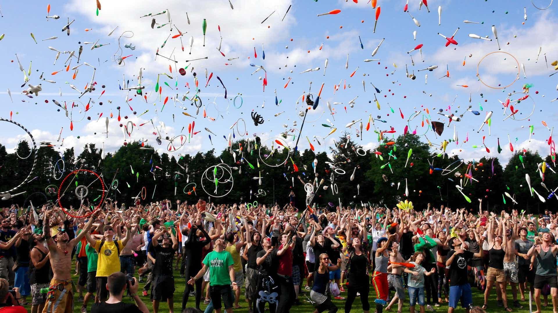 Dorffest Evenses
