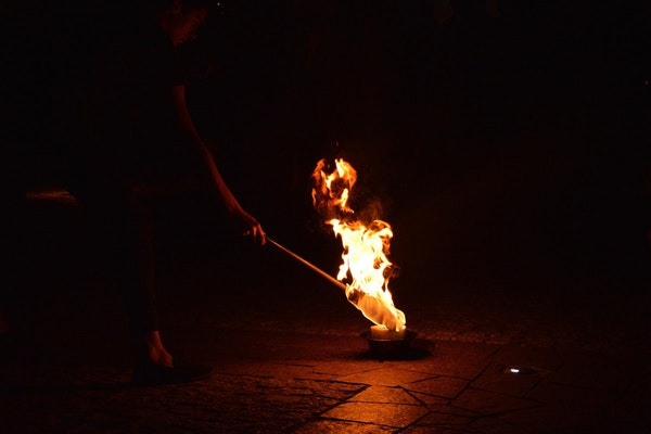 Fireshow Evenses