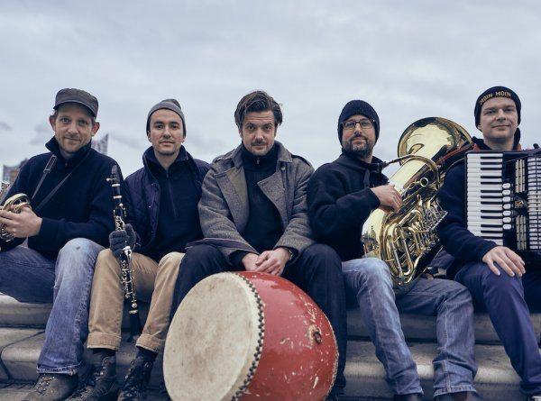 Hans Albers Musikgruppe Evenses