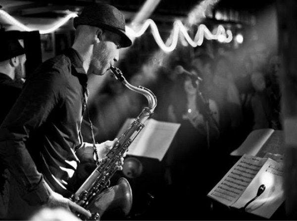 Jazzband boeken evenement festival
