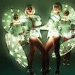 LED Tanzshow