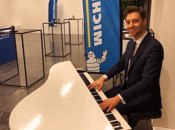 Pianist huren bedrijfsfeest