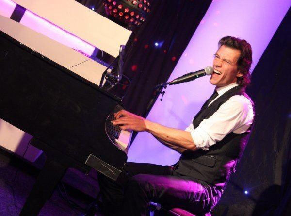 Piano show huren feest