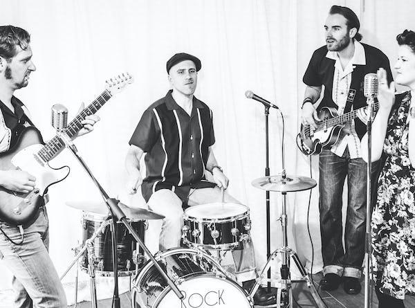 Rock n Roll Band buchen