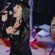 Sängerin Cherin live Cover