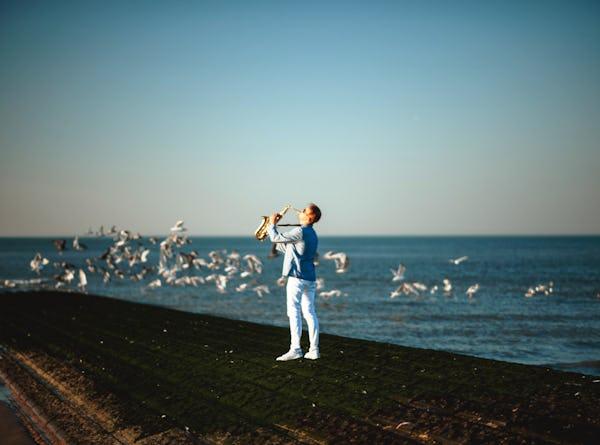 Saxophonist gesucht