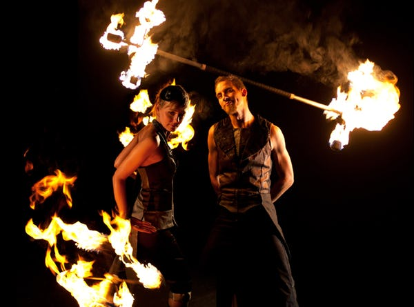 Supreme Flames
