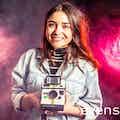 Polaroid meisje