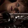Saxofonistin buchen