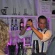 cocktailshaker boeken personeelsfeest