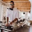 dj und percussion für hochzeit party