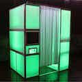 photobooth LED huren feest