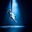 tissue act live show met licht