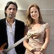 zangeres en gitarist boeken bruiloft