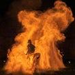 Feuersturm Funkeneffekt von Freaks on Fire