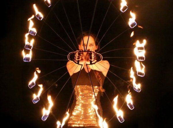 Glowballz Vuur Waaiers