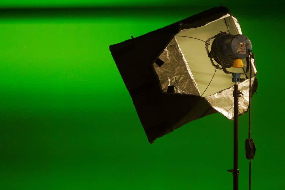 Greenscreen fotografie boeken