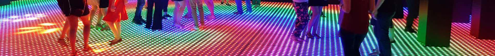 LED Tanzboden mieten