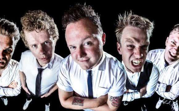 Smack Act! band bruiloft.jpg